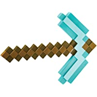 Disguise Minecraft Pickaxe Costume Accessory, One Size