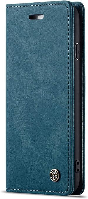 COVER CUSTODIA PELLE Sottile Iphone 6 6S 7 8 Plus X Xs Xs Max Xr