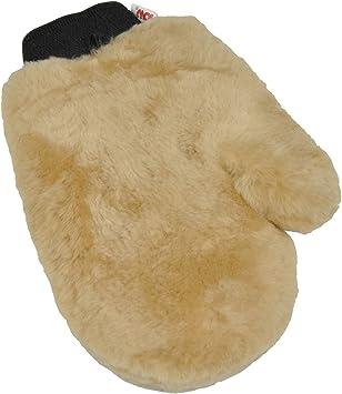 N/&D Benliu Natural Wool Car Wash Mitt Scratch-Free Sheepskin Wash Mitt 3 pcs