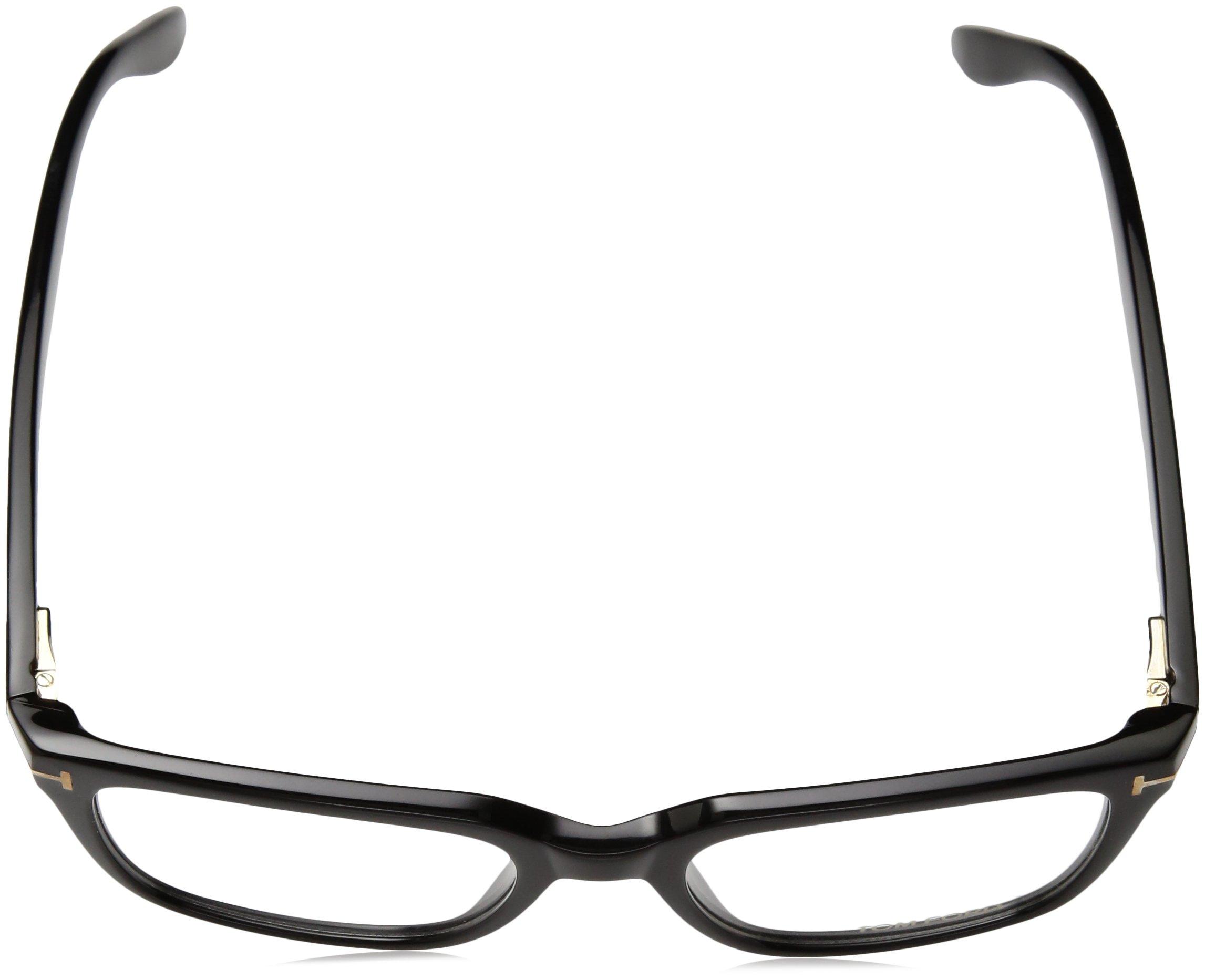 TOM Ford Eyeglasses Tf 5304 001 Shiny Black Tf5304-001-54mm by Tom Ford (Image #4)