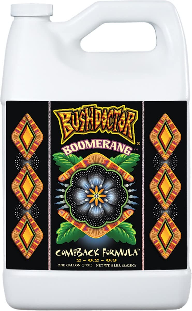Fox Farm Hydrofarm Bush Doctor Boomerang Fertilizer