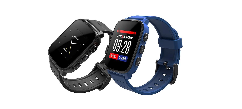 PRIXTON Smartwatch SWB31 - Reloj Inteligente Sumergible con ...