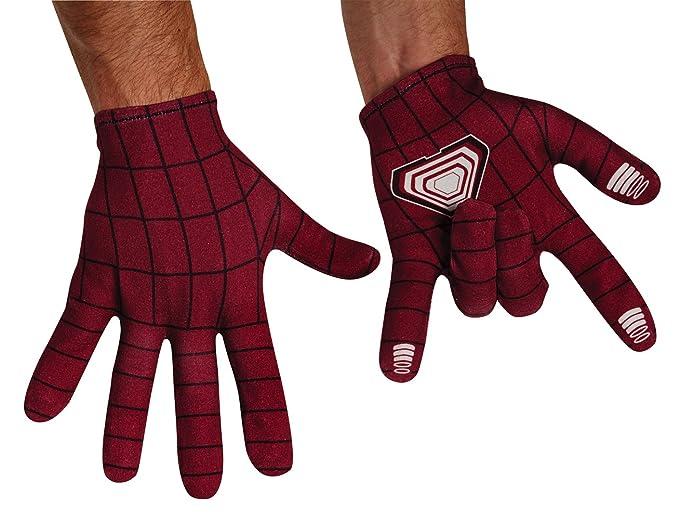 amazon com the amazing spider man movie 2 adult gloves clothing rh amazon com Spider-Man Web Spider-Man Baseball Glove