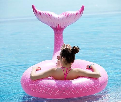 Jasonwell-Giant-Inflatable-Mermaid-Tail-Pool-Float