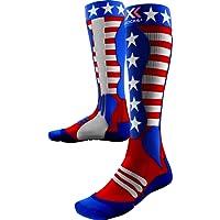 X-Socks Patriot Chaussettes de Ski Mixte