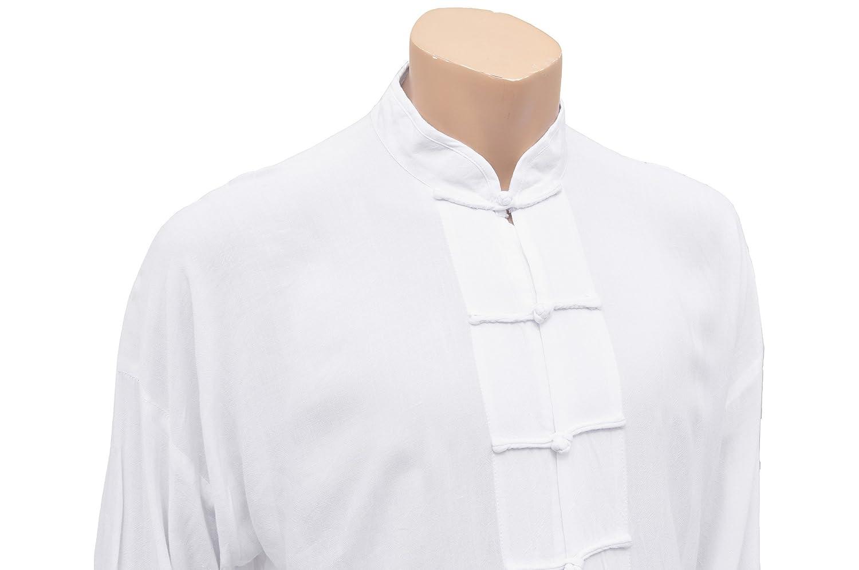 Camicia Tai Chi, in viscosa + cotone ShenLong