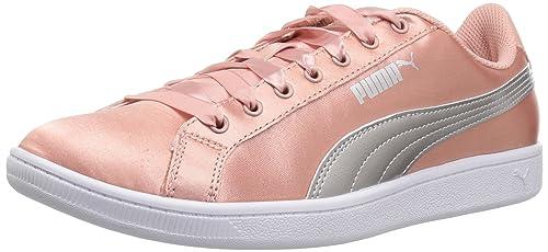 Puma Women s Vikky En Pointe Sneaker  Amazon.co.uk  Shoes   Bags 90693be00