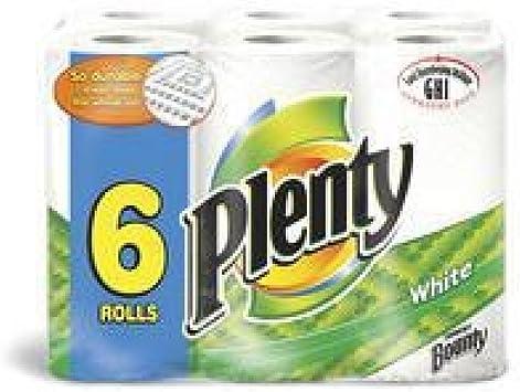 Bounty Kitchen Roll White Pack Of 6 Kscabkr6 Amazon De Burobedarf Schreibwaren