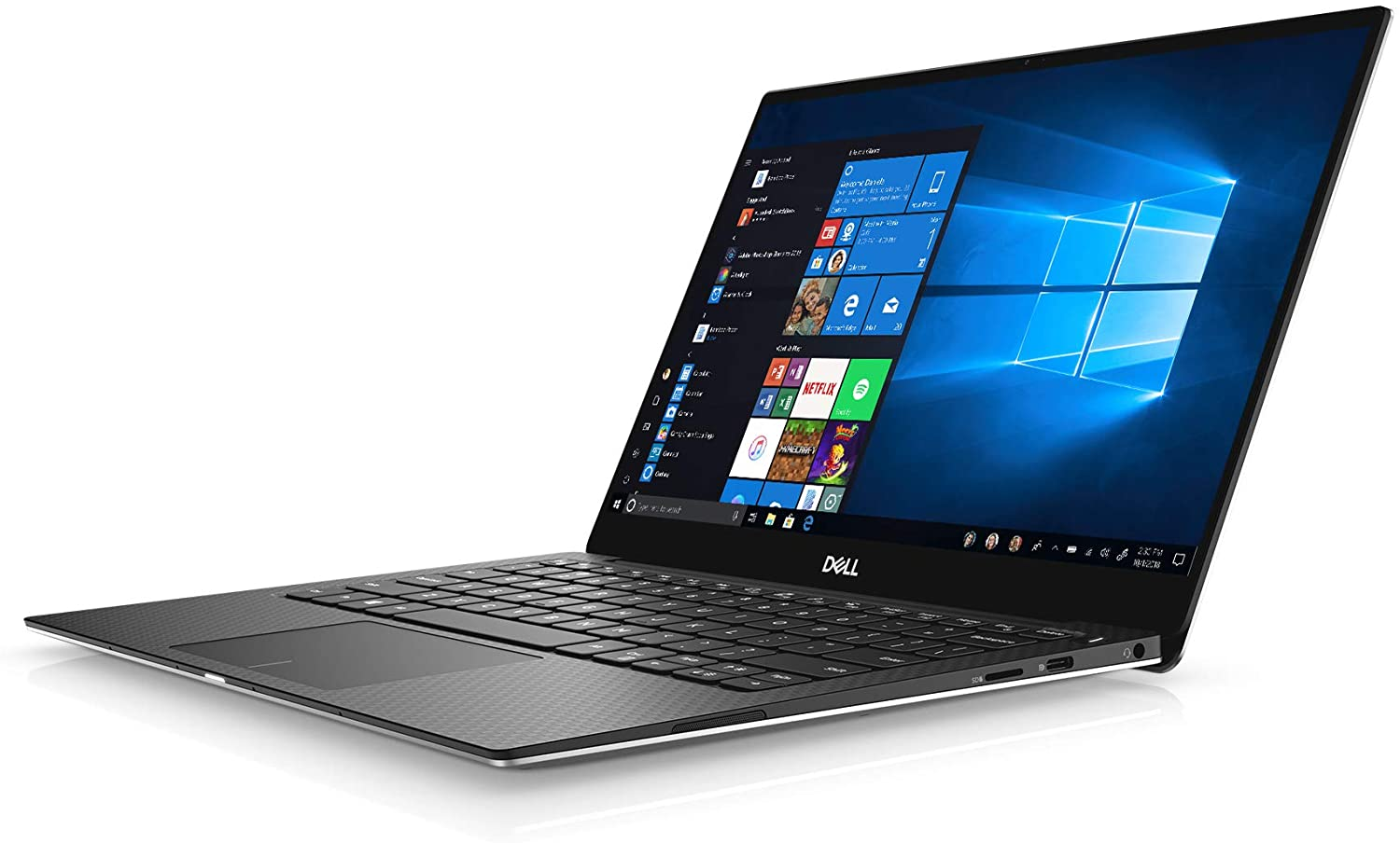 "Dell XPS 13 9380, XPS9380-7011SLV-PUS, 8th Generation Intel Core i7-8565U, 13.3"" 4K Ultra HD (3840x2160), 8GB 2133MHz, 512 SSD, Intel UHD Graphics 620"