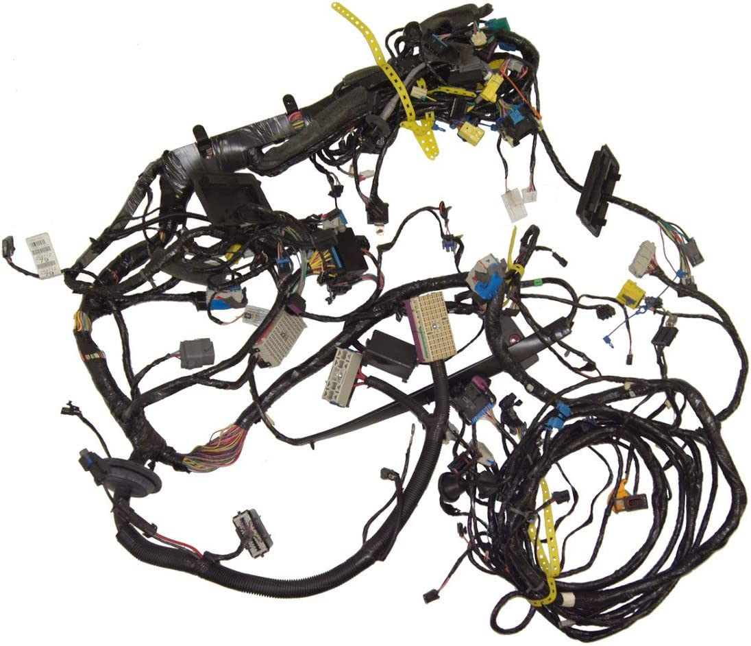 Amazon.com: 2009 Cadillac XLR Chassis Wiring Harness Complete Harness New  OEM 25971279: AutomotiveAmazon.com