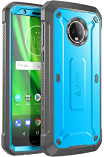 check out d0f33 fd1ac Amazon.com: SUPCASE [UB PRO Series] Case for Moto G6 Plus, Full-Body ...