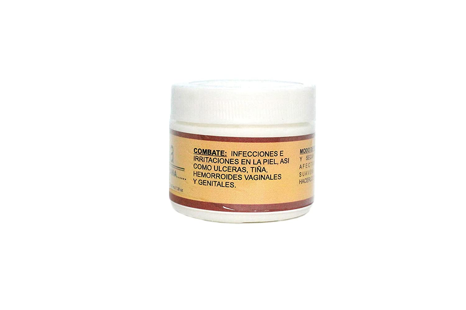 Amazon.com: Crema Piel Sana Skin Infection, Irritation /.Infecciones De La Piel,irritacion De La Piel 40gr: Beauty