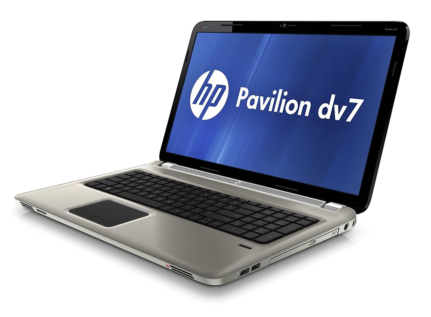 HP Pavilion dv7-6154ea Laptop PC (Intel Core i7-2630QM 2 GHz, 8GB RAM, 1 TB  HDD, Windows 7 Home Premium) - Steel Grey: Amazon.co.uk: Computers &  Accessories