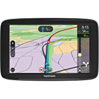 TomTom Car Sat Nav VIA 53, 5 Inch with Handsfree Calling, Updates viaWi-Fi, real-time traffic updates via Smartphone, Australia, New Zealand and Southeast Asia Maps, Smartphone Messages, Capacitive Screen