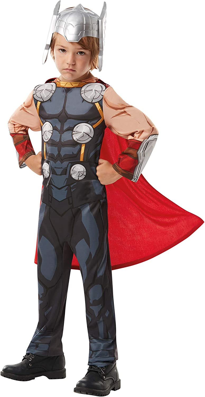 Rubies 640835M Marvel Avengers Thor Classic - Disfraz infantil ...