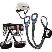 Klettersteigset LACD Ferrata Pro Evo + LACD Gurt Start + Stubai Fuse Light