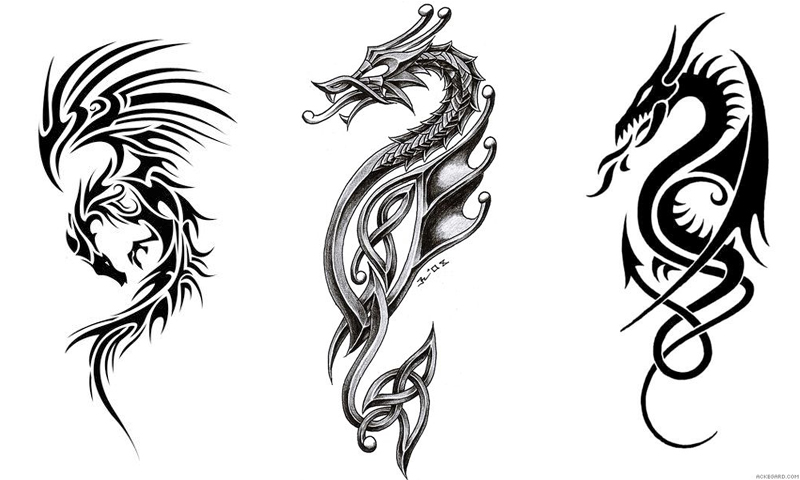 dragon tattoo designs appstore for android. Black Bedroom Furniture Sets. Home Design Ideas