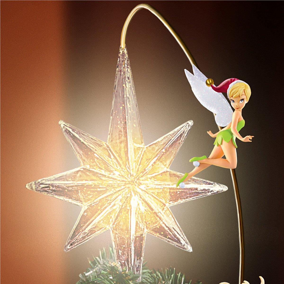 Disney's Timeless Holiday Treasures Illuminated Rotating Tree ...