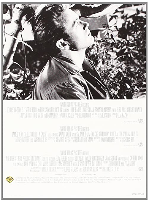 James Dean - Ultimate Collectors Edition 3 Blu-Ray + 3 Dvd Italia Blu-ray: Amazon.es: Corey Allen, Jim Backus, Carroll Baker, James Dean, Ann Doran, Julie Harris, Dennis Hopper, Rock Hudson, Raymond Massey,