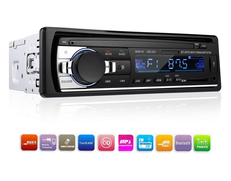 CCRoom Autoradio Auto-Stereoanlage - Einzelne Din-Stecker-Version ...