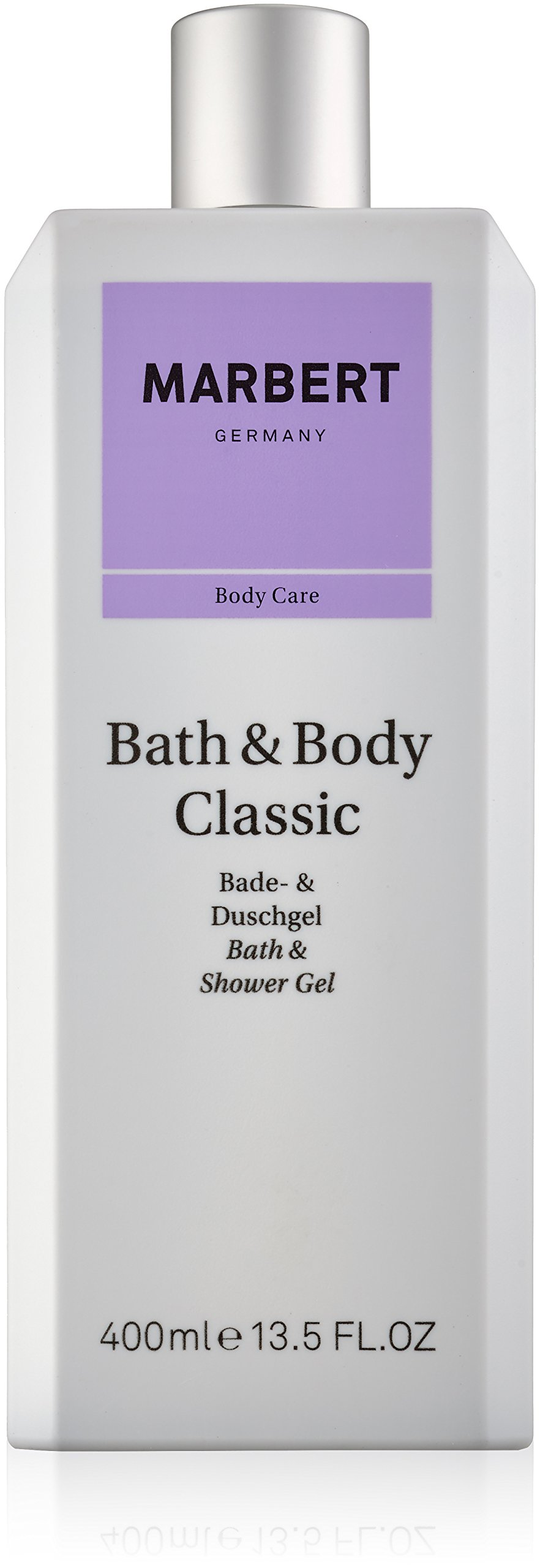 Marbert Bath and Body Classic Bath and Shower Gel 400 ml