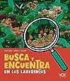Busca y encuentra en los laberintos (VOX - Infantil / Juvenil - Castellano - A partir de 5/6 años - Juguemos a...)