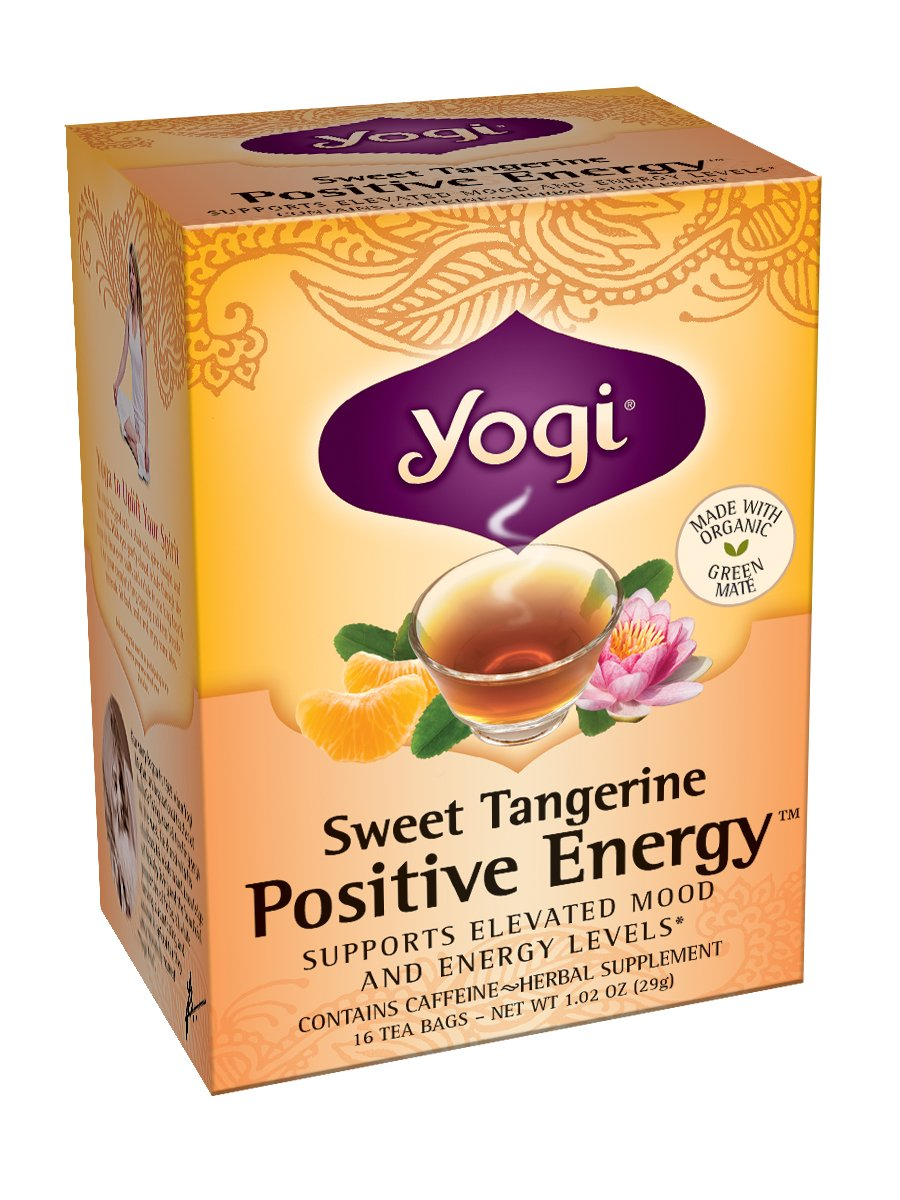 Amazon Com Yogi Tea 16 Tea Bags Muscle Recovery 1