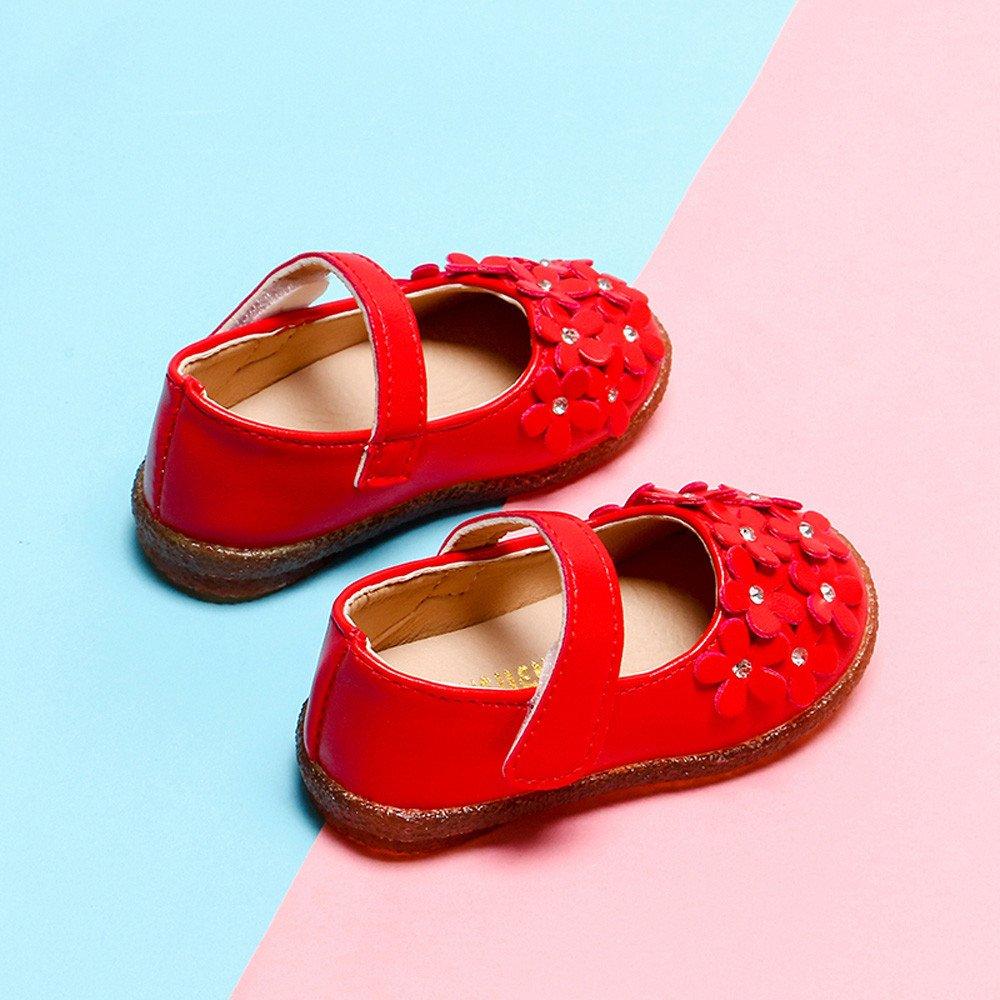 Fashion Causal Baby Dress Shoes Summer Flower Soft Bottom Child Girls Flat Shoes Shybuy Child Princess Shoes