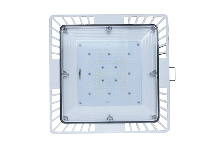 120 Watt LED Canopy Light u2013 14600 Lumens u2013 Ultra efficient LED Recessed or Surface Mount  sc 1 st  Amazon.com & 120 Watt LED Canopy Light - 14 600 Lumens - Ultra efficient LED ...