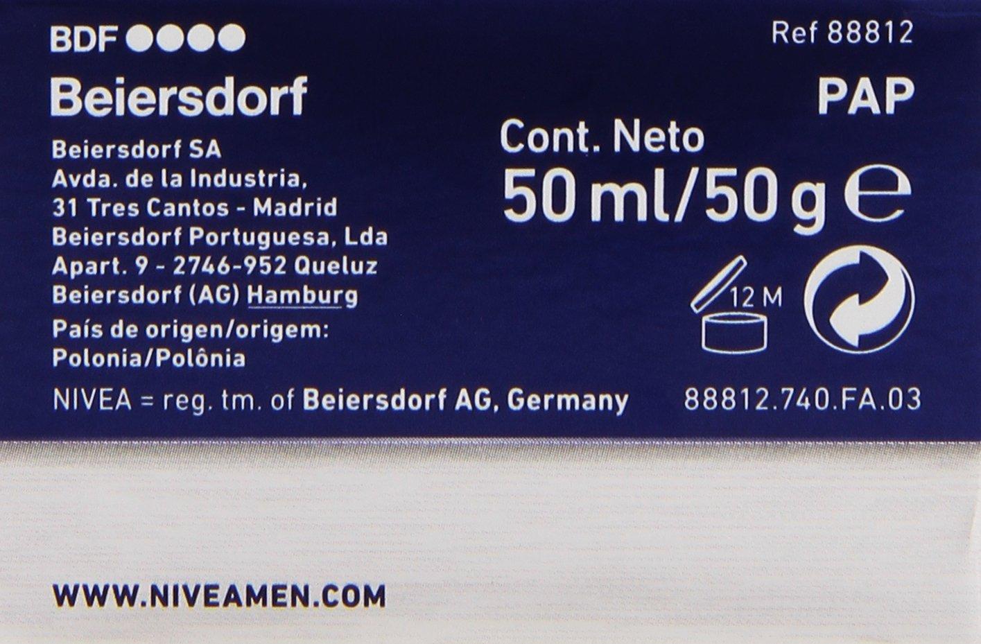 Nivea Men Crema Hidratante Intensiva Originals - 50 ml: Amazon.es: Amazon Pantry