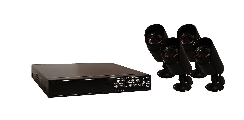 Chacon 34464 - Cámara de vigilancia color Negro: Amazon.es: Bricolaje y herramientas