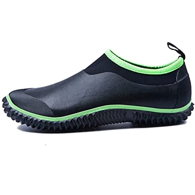 JOINFREE Botas De Lluvia para Mujer Botas Cortas Cortas Calzado para Tobillo Calzado Al Aire Libre: Amazon.es: Zapatos y complementos