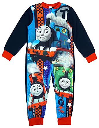 Thomas & Friends - Pijama de una pieza - para niño multicolor multicolor 3-4