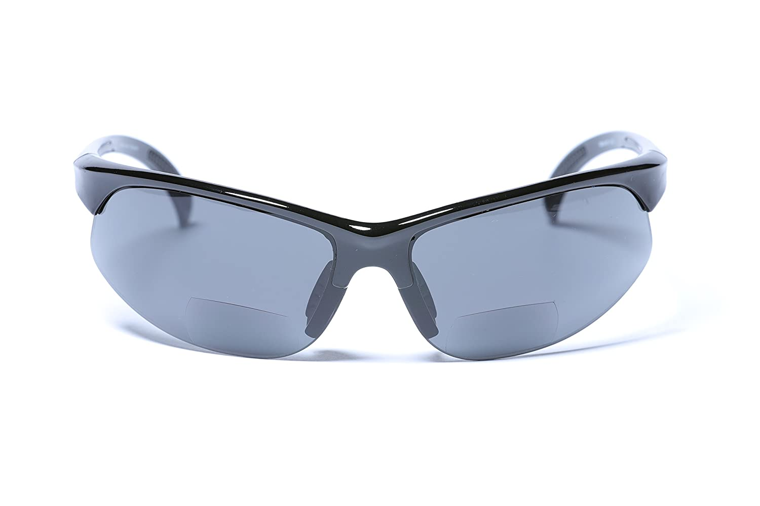 The Wind Breaker Sport Wrap Polarized Bifocal Sunglasses Outdoor Reading Glasses