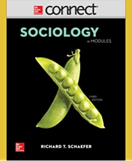 Amazon sociology in modules 9780078026775 richard t connect access card for schaefer sociology in modules 3e fandeluxe Choice Image