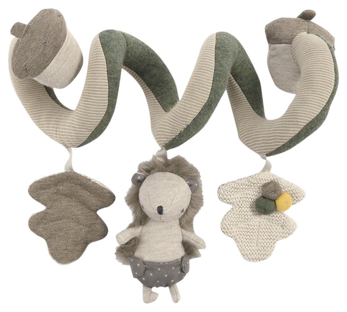 Mamas & Papas Nursery Cushion, Welcome to the World 7552AL400