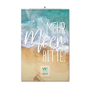 Visual Statements Wandkalender 2019 Kalender Din A3 Bilder Mit