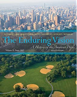 The enduring vision 9781305861664 cengage.