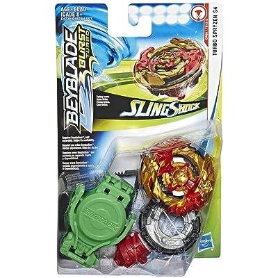 BEYBLADE Slingshock Turbo Spryzen S4: Toys & Games