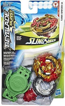 Hasbro Beyblade Slingshock Turbo Spryzen S4