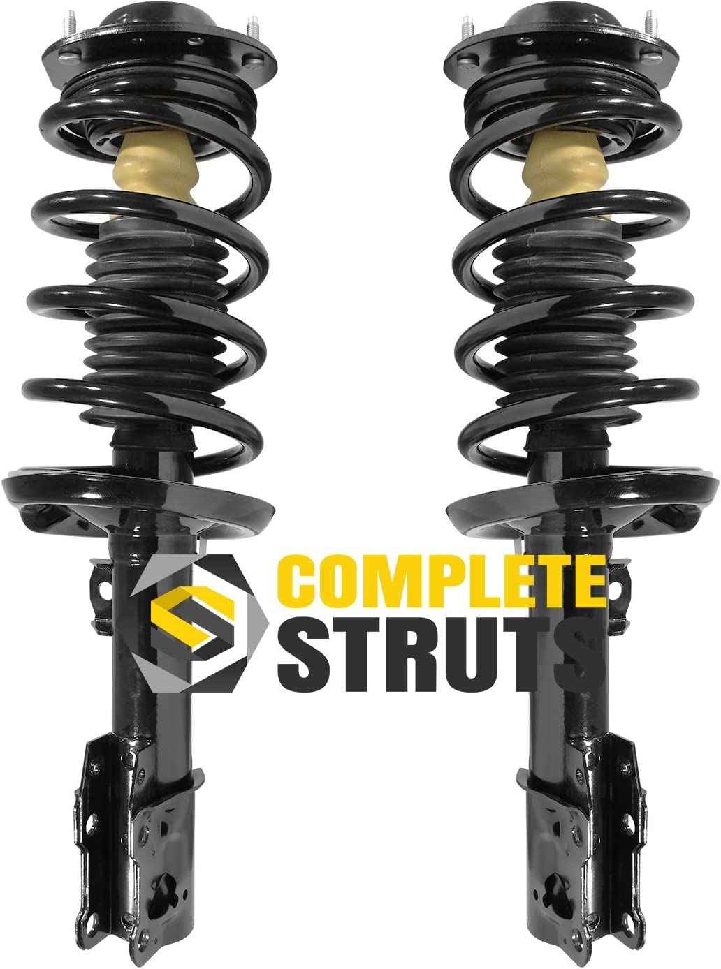 Malibu 2004-2012 CHEVROLET Front Quick Complete Strut Assembly PAIR 2