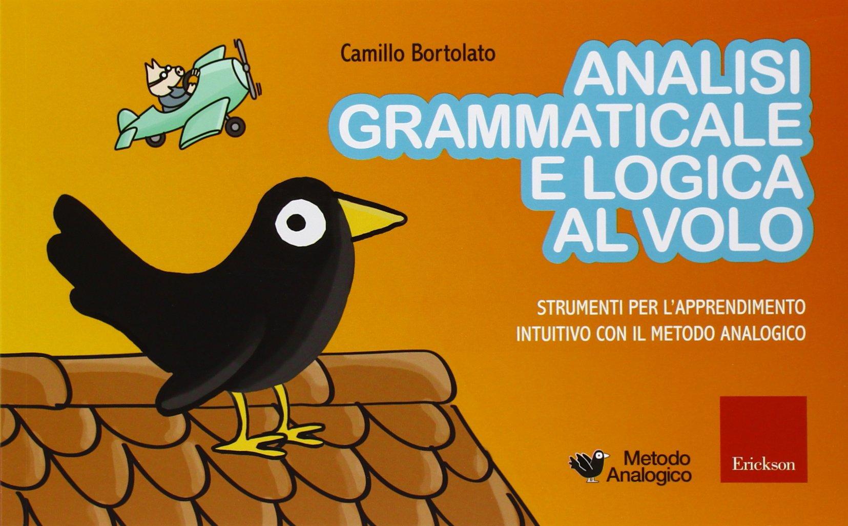 Amazonit Analisi Grammaticale E Logica Al Volo Strumenti Per L