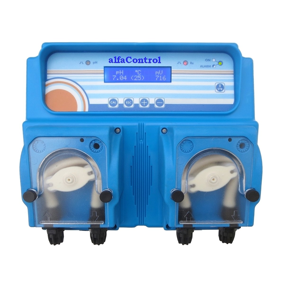 Alfacontrol PH ORP Compact PSP I di misurazione e controllo dispositivo per il valore del pH Disinfezione Set completo