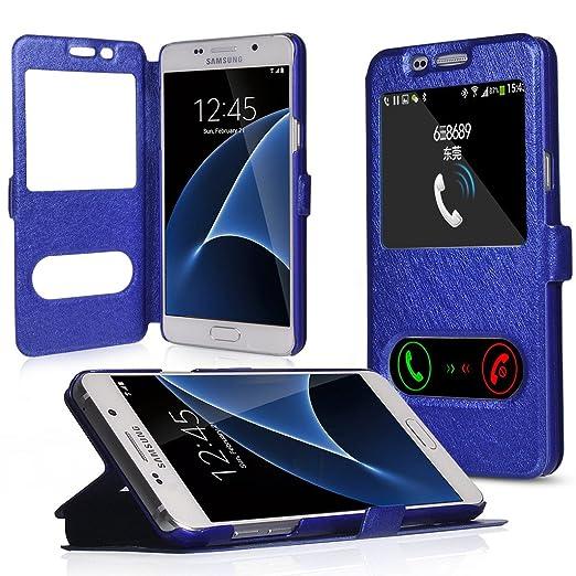 10 opinioni per UKDANDANWEI Samsung Galaxy A3(2016) [YDT] Custodia- Flip Magnetico Portafoglio