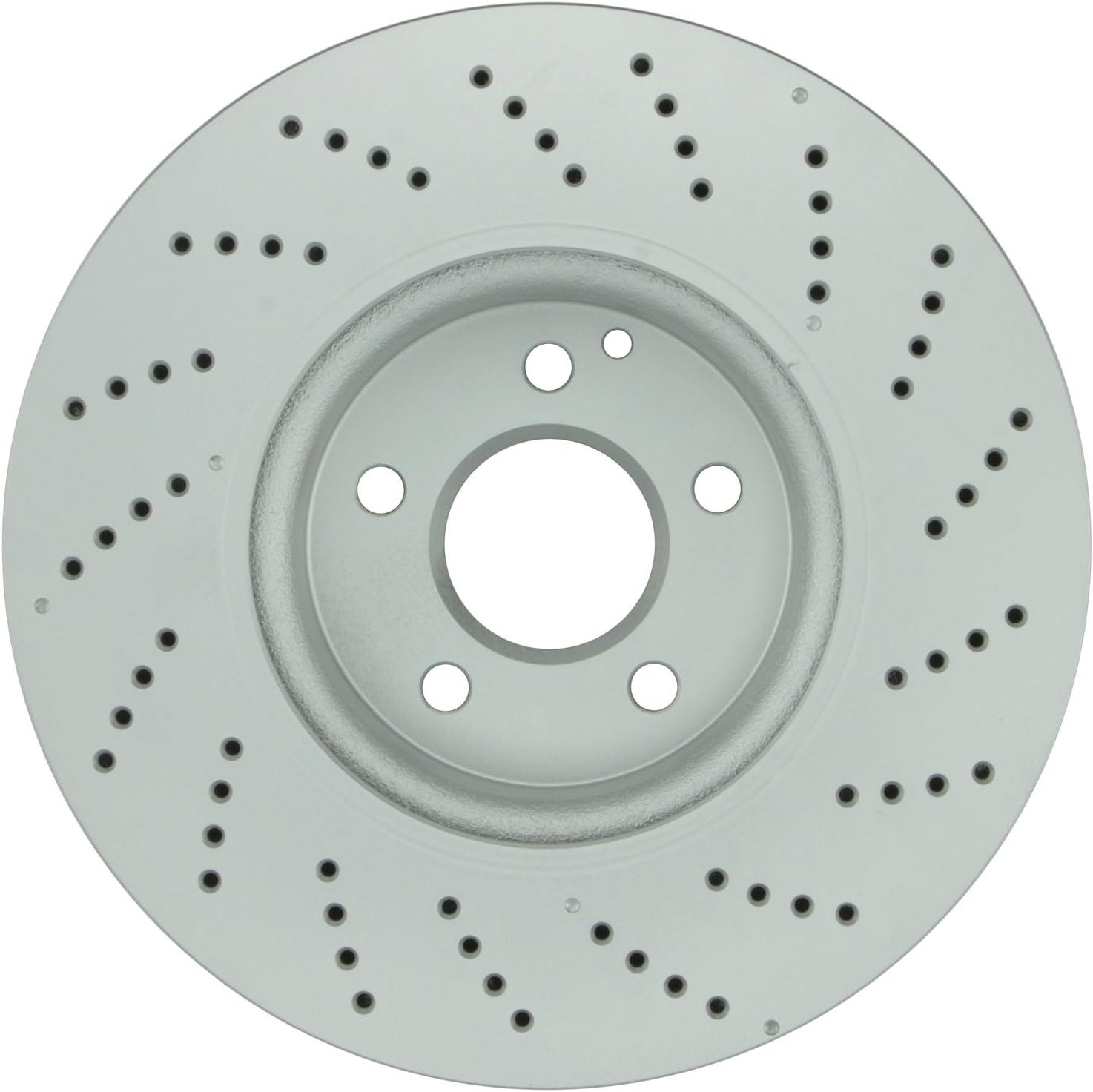 Bosch 36010973 QuietCast Premium Disc Brake Rotor