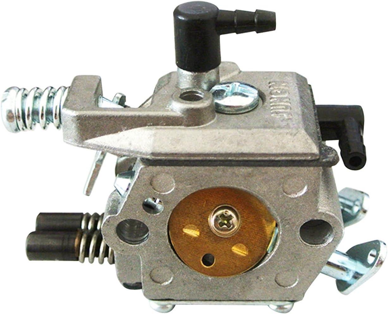 Jrl Fcarburetor et dhuile Tuyau darrosage Compatible avec tron/çonneuse chinoise 4500/5200/Falcon Silverline