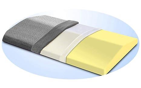 Amazon.com: Almohada lumbar para dormir spinal, cojín de ...