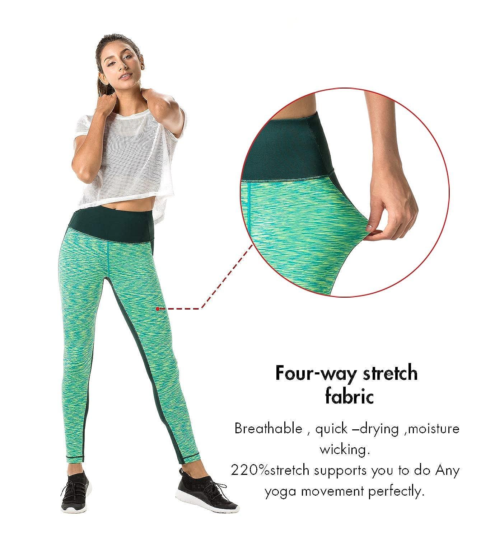 LAPASA LAPASA LAPASA Damen Leggings Yoga Sport Pants Lang High Waist, 1 bis 2er Pack MEHRWEG L01 B0797N8P7H Strumpfhosen & Leggings Geschwindigkeitsrückerstattung f18a9c