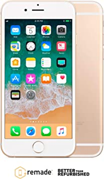 "Apple iPhone 6 64GB Oro 4.7"" Remade iOS Smartphone ..."