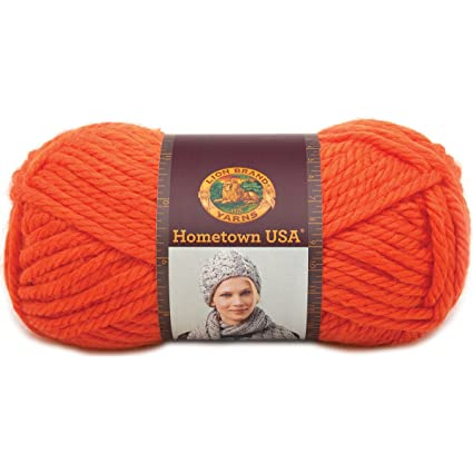 Image Unavailable. Image not available for. Color  Lion Brand Yarn Lion  Brand Hometown USA ... c89470896da